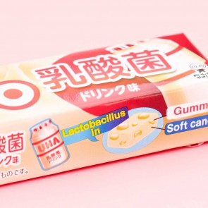Puccho Chewy Candy - Cultured Milk