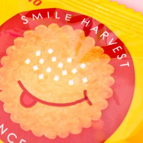 Tohato Smile Harvest Butter Biscuits