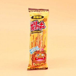 Yaokin Porickey Pretzel Snack Sticks - Brown Sugar