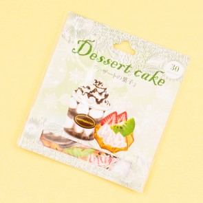 Nekoni Dessert Cake Stickers - Ice Cream