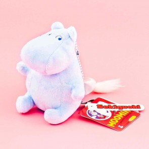 Sitting Moomin Plush - Blue Moomintroll