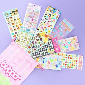 Blippo Surprise Kawaii Sticker Bag