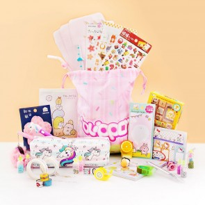 Blippo Surprise Kawaii Stationery Bag