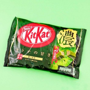 Kit Kat Matcha Green Tea Chocolates