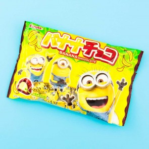 Furuta Minions Banana Chocolates