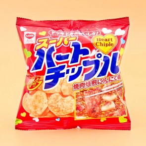 Riska Grilled Garlic Beef Corn Snack