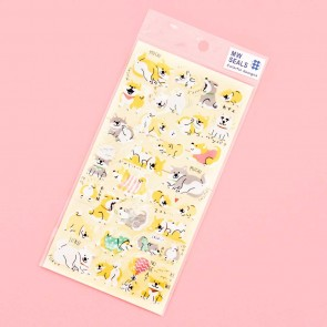Mind Wave Shibanban Stickers - Muchi Muchi