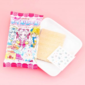 Furuta KiraKira Pretty Cure Wafer & Nail Stickers