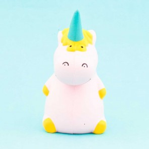 Areedy Pink Unicorn Squishy