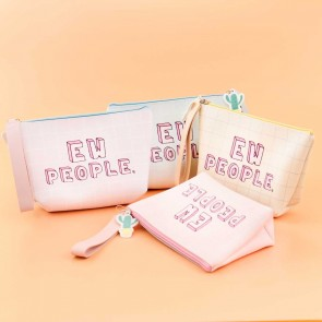 Funny Caption Purse & Pouch - Ew People