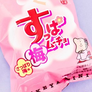 Koikeya Suppa Mucho Slim Bag - Sour Plum Umeboshi
