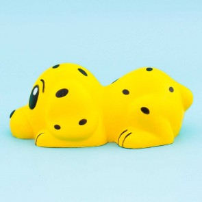 Spotted Yellow Dog Squishy