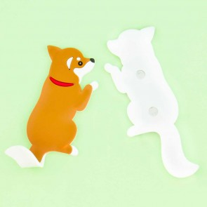 Cute Magnetic Dog Hook