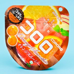 Kororo Fruit Juice Gummy - Orange Smoothie