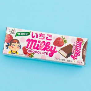 Milky Peko-Chan Strawberry Chocolate