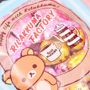 Heart Rilakkuma Chocolates