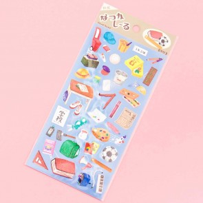 Mind Wave Back To School Washi Stickers