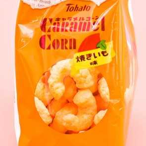 Tohato Caramel Corn - Baked Sweet Potato