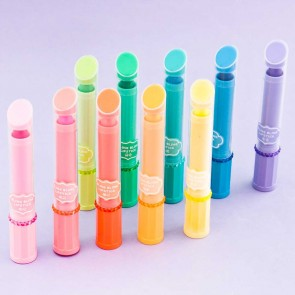 Pastel Lipstick Wax Highlighter Pen