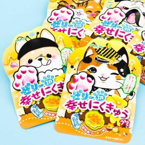 Senjaku Cat & Dog Paw Gummies - Honey Lemon