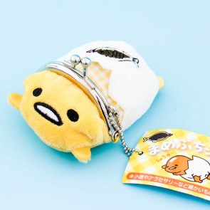 Gudetama Cute Plush Coin Purse