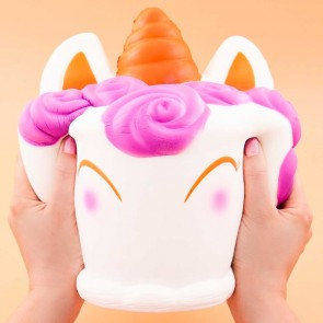 Magical Unicorn Cake Squishy