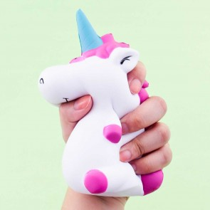 Funky & Colorful Unicorn Squishy