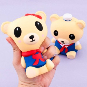 Kawaii Sailor Bear Squishy