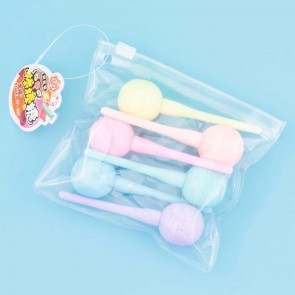 Lollipop Highlighter Pen Set