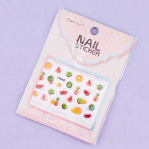 Fruit Jewel Nail Stickers