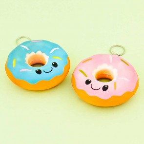 Sweet Donut Squishy Key Chain