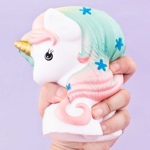 Starry Pastel Unicorn Squishy