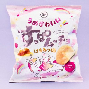 Koikeya Potato Chips - Honey Plum