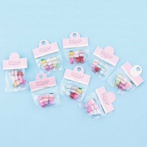 Blippo Yogurt Jelly Hair Clip Set