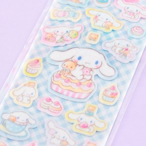 Cinnamoroll Sweets Party Puffy Stickers