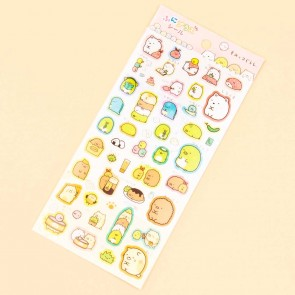 Sumikko Gurashi With Food Stickers