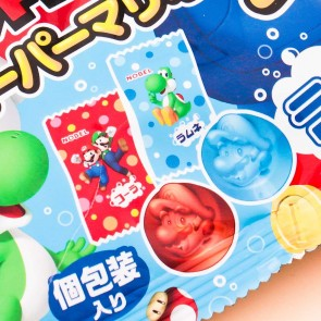 Nobel Super Mario Gummies