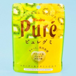 Puré Green & Gold Kiwifruit Gummy