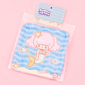 Kawaii Box Mermaid Aiko Face Towel