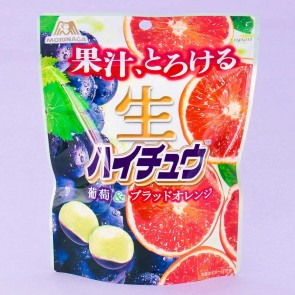 Hi-Chew Nama Candy Bag - Grape & Blood Orange