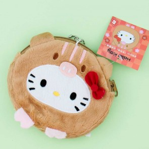 Hello Kitty Wild Boar Charm Purse