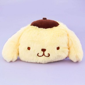 Pompompurin Fluffy Shoulder Bag