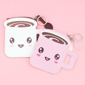Kawaii Mug Coin Purse