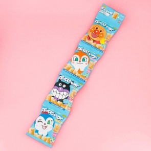 Anpanman Potato Snacks - 4 pcs