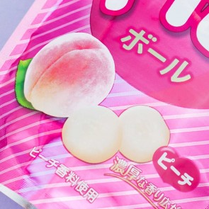 Lotte Fit's Gumballs - Peach