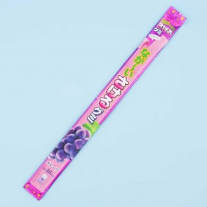 Long Sakeru Peeling Gummy - Grape