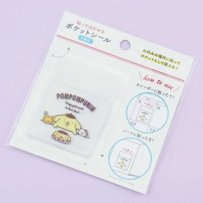 Pompompurin Pocket Stickers