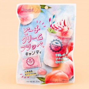 Kasugai Peach Cream Frappe Candy
