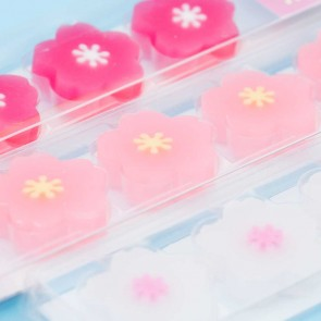Sakura Cherry Blossoms Eraser Set