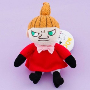 Moomin Plush Charm - Sitting Little My